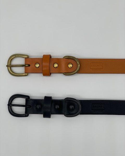 BALMY Leather Collar L